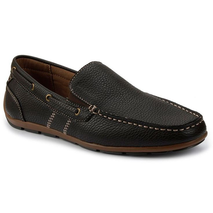 GBX Ludlam Men's Slip-On Loafers, Size: 10.5, Brown