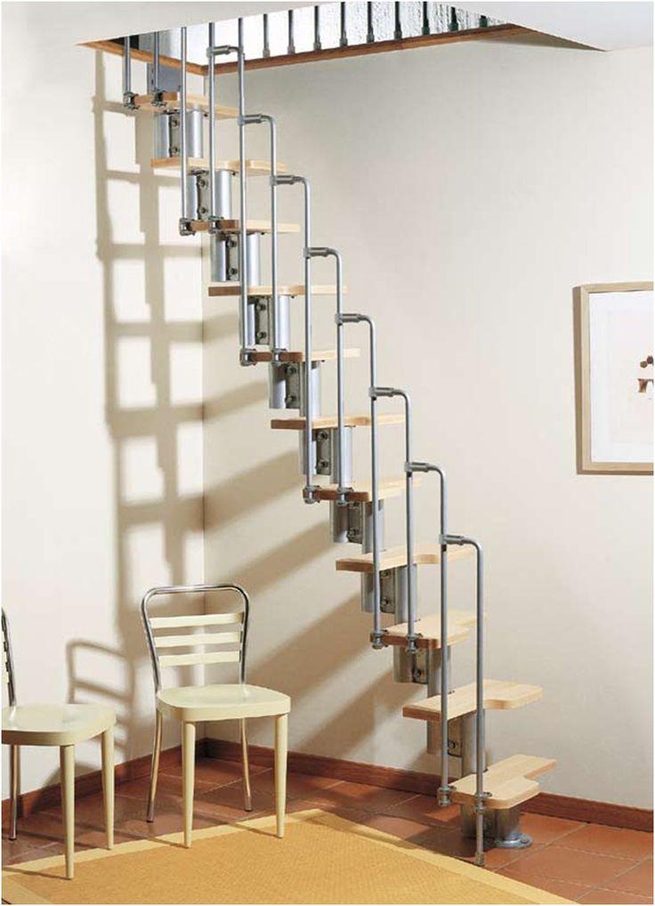 Best Karina Modular Staircase Kit Staircase Design Space 400 x 300