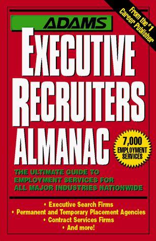 Executive Recruiters Almanac  US $7.02 & FREE Shipping  #bigboxpower