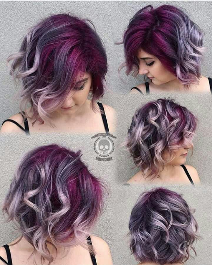 25 Best Ideas About Unique Hair Color On Pinterest  Unicorn Hair Dark Blue