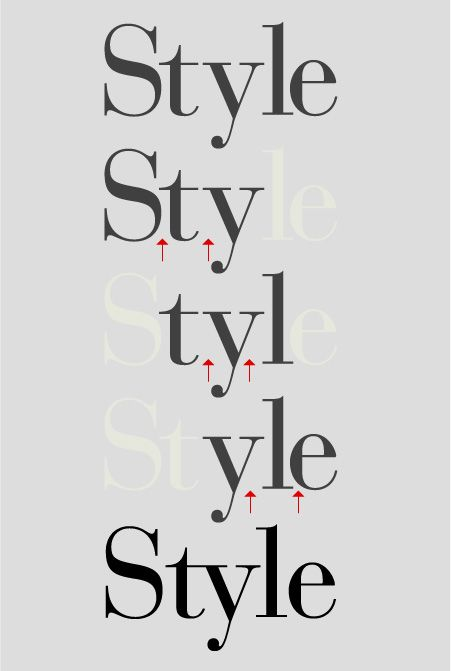 kern this too: Creativepro Com, 3 Letters, Style Style, Kern Style, Power, Three Lett Approach, Three Letters, Fonts, Letters Kern
