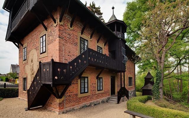 Bílkova vila v Chýnově
