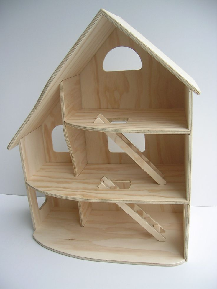 inspiration: Doll house