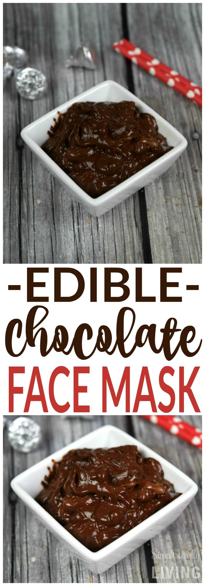 DIY Chocolate Face Mask Simplistically Living
