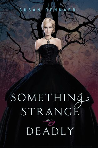 5 Stars! Recommend : This book rated right up there with Divergent and Angefall. It was quite original. Susan Dennard spins a tale about magic, hunters, and zombies. All you Steampunk fans will love this and those who have never read anything from that genre, well this is a good one to start with.