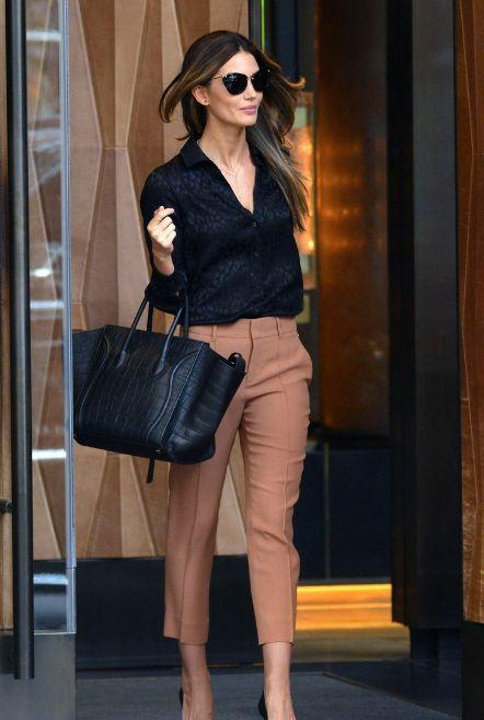 chic and stylish work wear with a modern twist.