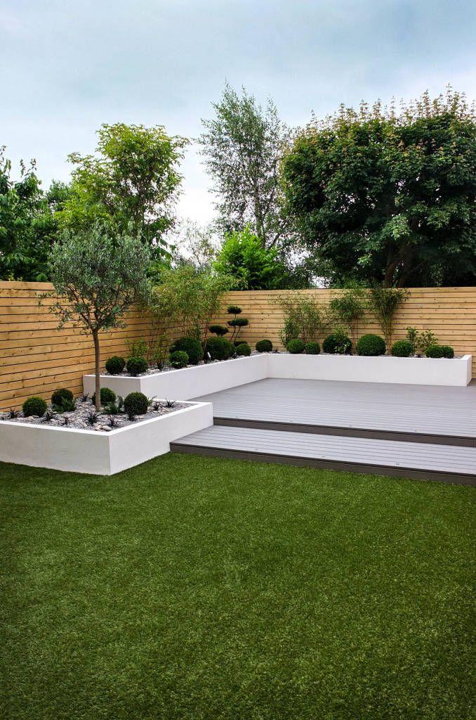 Low Maintenance Garden Design: Small, Low Maintenance Garden: Garden By Yorkshire Gardens