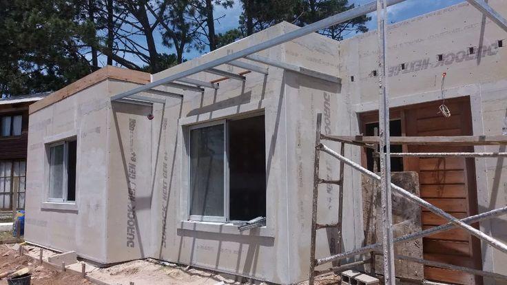 viviendas steelframing 600 u mt llave en mano en 60 dias