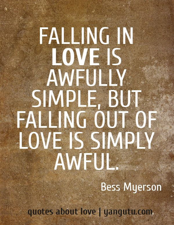 Best 25+ Falling Out Of Love Ideas On Pinterest
