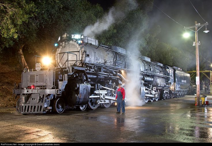RailPictures.Net Photo: UP 4014 Union Pacific Steam 4-8-8-4 at Pomona, California by David Carballido-Jeans