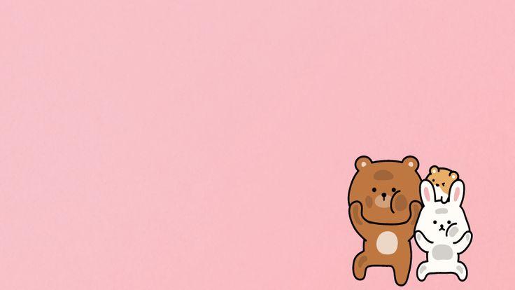 귀여운 노트북 배경화면 고화질 감성 일러스트 | 캐릭터 ...