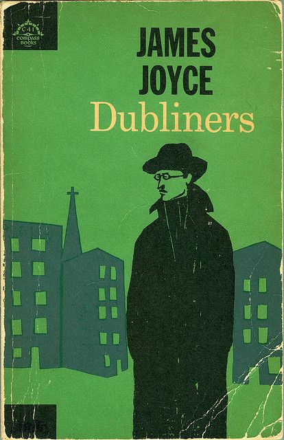 """16 Little Books to Read on Long Journeys"" - Dubliners by James Joyce"