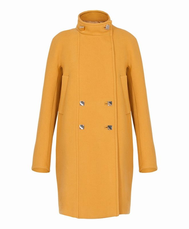 Un raggio di sole nei nostri armadi invernali #yellow #sun