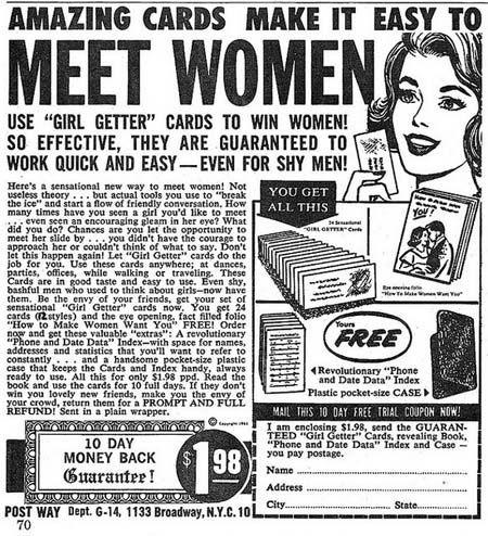 : Girls Getter, Girls Generation, Meetwomen, Amazing Cards, Vintage Observed, Getter Cards, Girlgett Bahaha, Vintage Ads, Meeting Woman