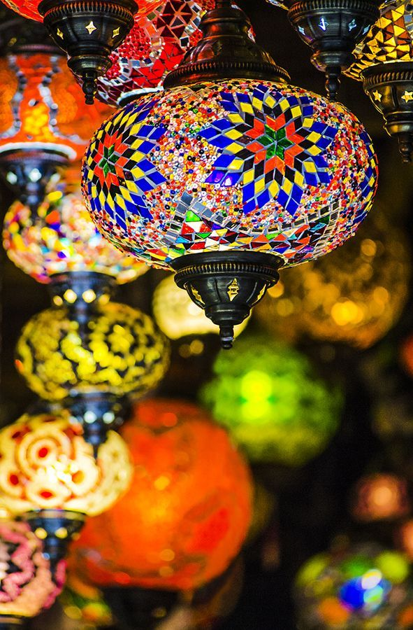 Moroccan Lights by Andy Butler
