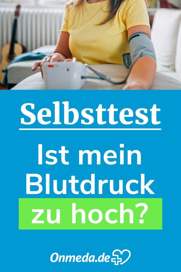 Blutdruck-Rechner: Ist Ihr Blutdruck zu hoch? - Onmeda.de..