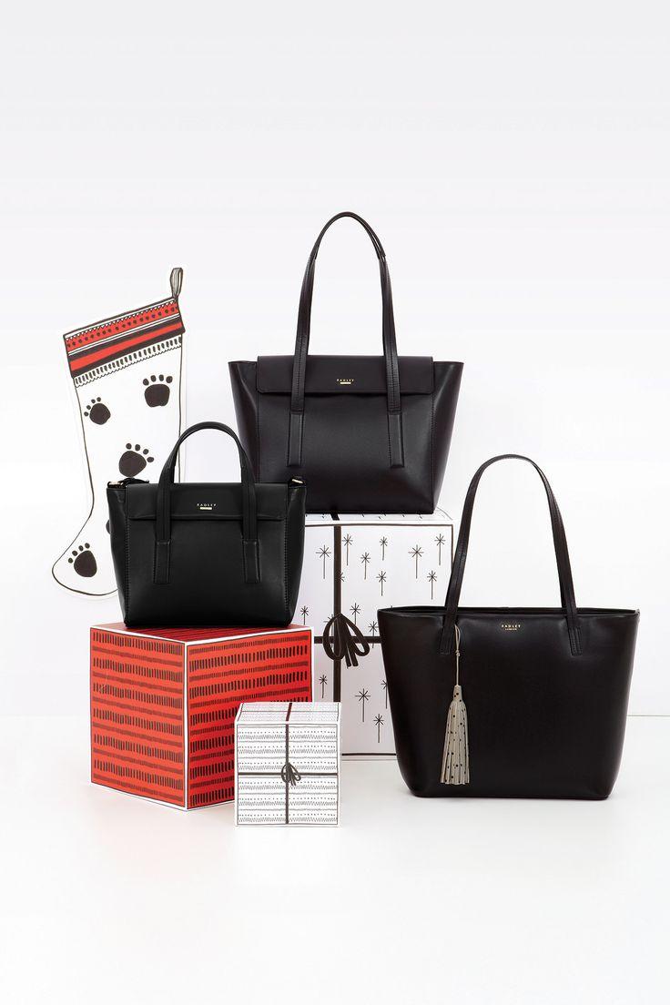 Wishlist Worthy. Tick 'WOW Factor' off your wishlist with these wonderful Radley work bags.