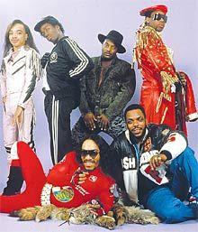 East Coast Hip Hop Fashion