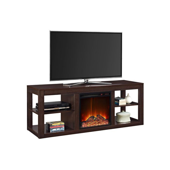 how to assemble gotham tv stand with fireplace