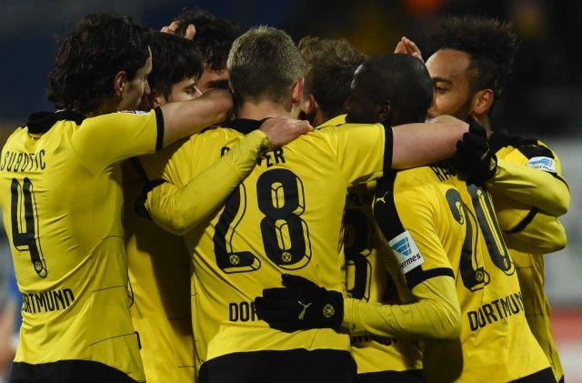 Tottenham Hotspur vs Borussia Dortmund live streaming free   Tottenham Hotspur vs Borussia Dortmund live streaming free on March 17-2016  London - 3: 0! Who would have thought? Borussia Dortmund after the successful first leg of the Europa League knockout round against Tottenham probably already more than half the battle to reach the next round in the bag.  The two goals from Marco Reus and goal from Pierre-Emerick Aubameyang should actually ensure that Dortmund can enjoy a peaceful return…