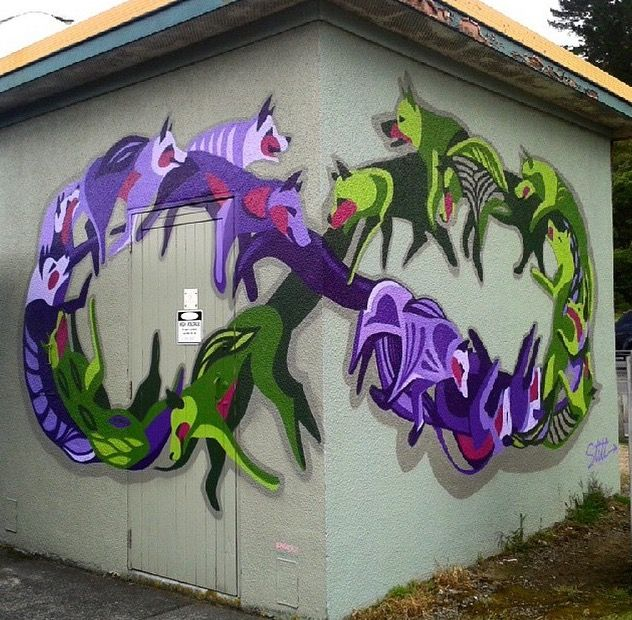by Mica Still in Auckland, 4/15 (LP)