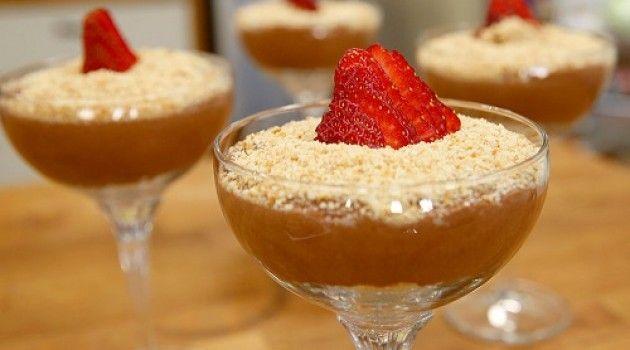 Arda'nın Mutfağı Çikolatalı Muzlu Kup Tarifi 01.05.2016