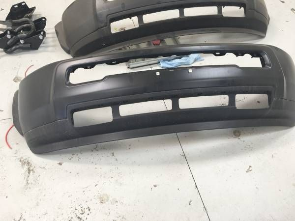 Dodge Ram Front Bumper – auto parts – by owner