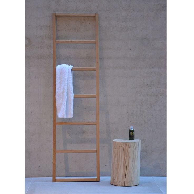 17 b sta id er om handtuchleiter p pinterest handtuchst nder holz handtuchst nder och. Black Bedroom Furniture Sets. Home Design Ideas
