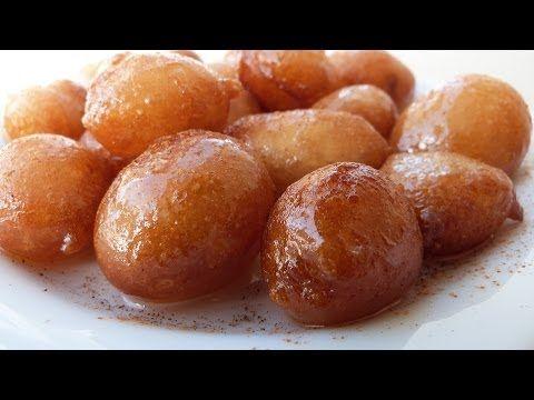 Lokma Tatlısı Tarifi | Lokma Tarifi | Lokma Nasıl Yapılır - YouTube