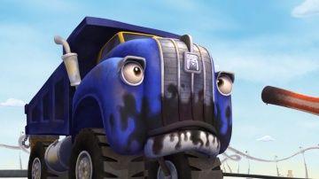 Мультик - ТРАКТАУН - Шейкенатор - Про еду  http://video-kid.com/9410-multik-traktaun-sheikenator-pro-edu.html  Смотри все серии Трактауна: В этой серии Трактауна грузовики с удовольствием пьют маслошейк - взбитое масло. Это так вкусно, что друзья не могут остановиться и пьют еще и еще. В конце концов они сооружают гигантский шейкер, выпивают все масло, и это приводит к неожиданным последствиям...Добро пожаловать в Трактаун - безумно веселый шумный город, в котором никогда не бывает скучно…