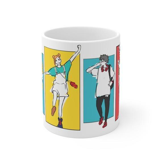 Jujutsu Kaisen Mug Satoru Gojo Mug Yuji Itadori Mug Megumi Etsy In 2021 Mugs Coffee Mugs Vintage Anime