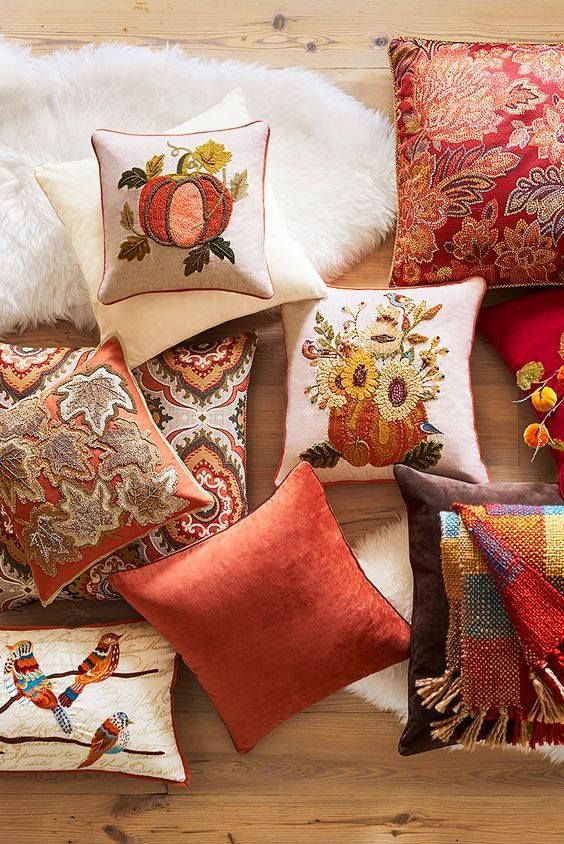 Image By Sofia Peralta On Pillow Fight Ii Fall Pillows