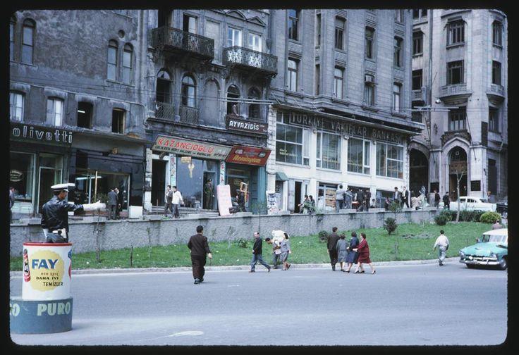 Karaköy / 13 Mayıs 1965Charles W. Cushman Koleksiyonu