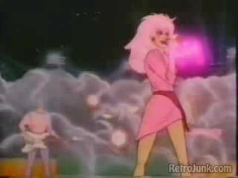 Jem and The Holograms intro