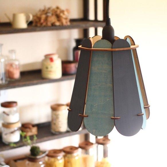 黒板ランプシェードM/丸型|照明(ライト)・ランプ|aimm|ハンドメイド通販・販売のCreema