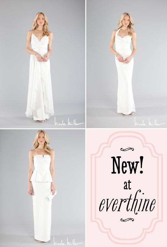 Great Nicole Miller Bridal available at Everthine Bridal Boutique u a bridal shop serving Connecticut Rhode