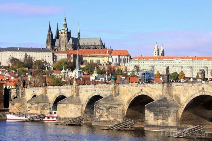 Prague, the capital