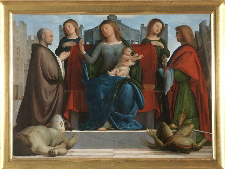 Madonna delle Torri, 1505-1519