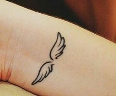 Imagem de tattoo, wings, and angel                                                                                                                                                                                 Más