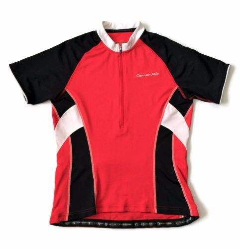HINCAPIE AXIS Women/'s Cycling Jersey Sm Short Sleeve Red//Black BIKE STREET NEW