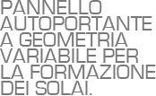 http://www.poliespanso.it #SistemaCostruttivoPlastbau: Solaio alleggerito, Muro e Divisorio. Costruzione e ristrutturazione di solai, tetti, pareti e coperture in eps orientate al risparmio energetico. Scopri adesso!