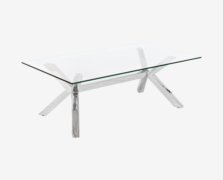 Dania Clean Modern Design Defines The Kestrel Coffee Table This Rectangular Table Features A