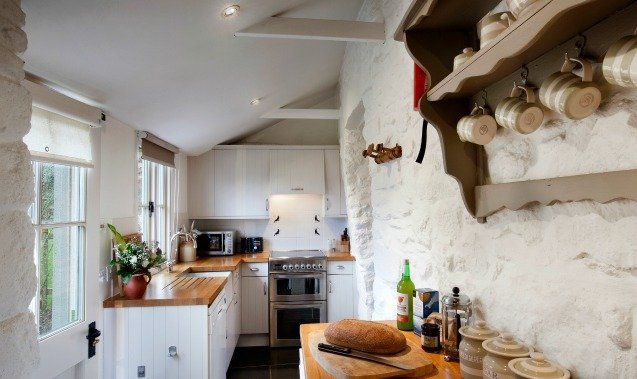 Harris Cottage, Newquay, Cornwall - The Duchy of Cornwall Cottages