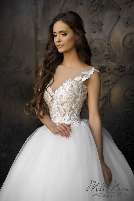 Milla Nova dress only at VieroBridal - available for Purchase and Rent