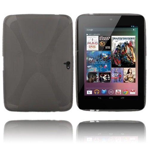 X-line (Grå) Google Nexus 10 Deksel