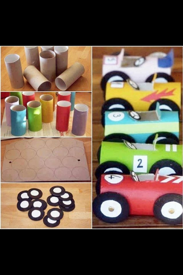 Racing cars for kids