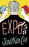 September 2013  EXPO 58 - Good-looking girls and sinister spies: a naive Englishman at loose in Europe in Jonathan Coe's brilliant comic novel. Perfect read for all those who like great writing with a good dose of humor. http://www.thereadingroom.com/books/details/expo-58-jonathan-coe/7294233