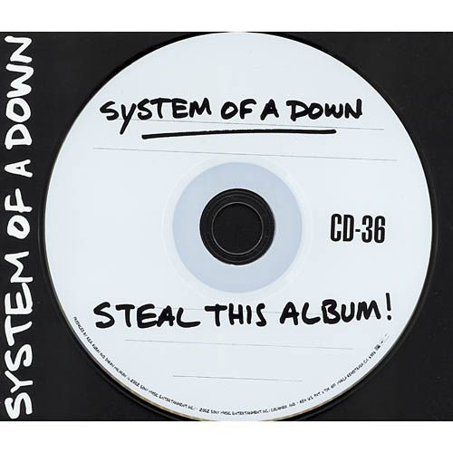 System of a Down – Steal This Album! (2002)