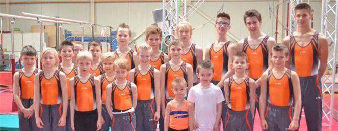 Open training Turnteam Drenthe op zaterdag 12 september