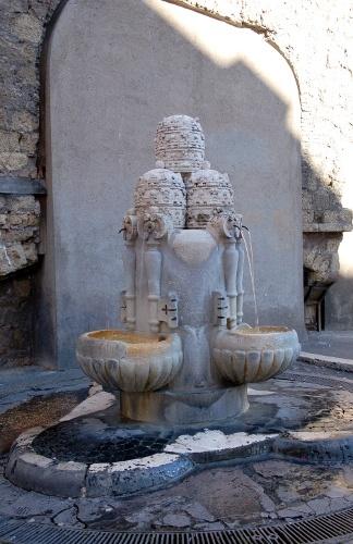 Fontana delle Tiare